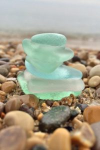 Beach Glass stacked