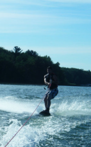 Wakeboarding Silver Lake