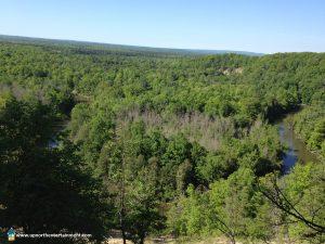 Alligator Hill, Empire, Leelanau County, Michigan